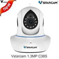 VStarcam Full HD 1080P C38S Wifi IP Camera P2P ONVIF IR Cut Wireless P T Security