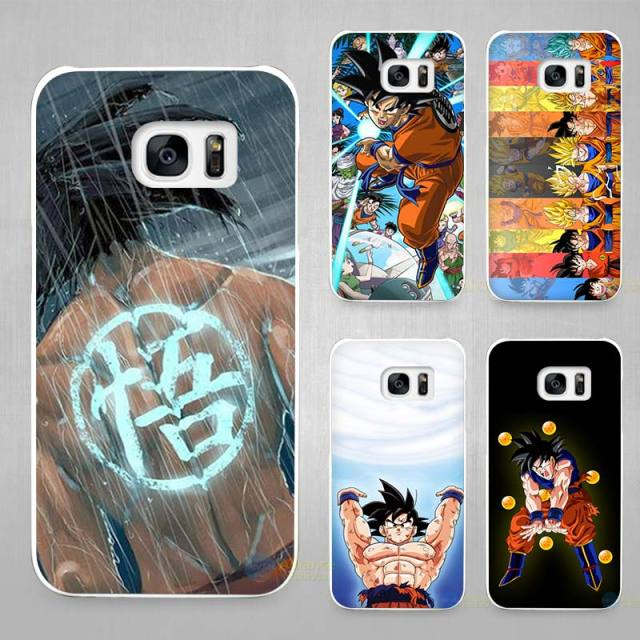 coque samsung s6 edge dragon ball