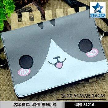Аниме сумка с котиком