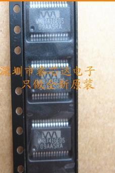 100% nuevo original importado WM8741GEDS/RV WM8741GEDS WM8741 audio decodificador D/A convertidor SSOP-28