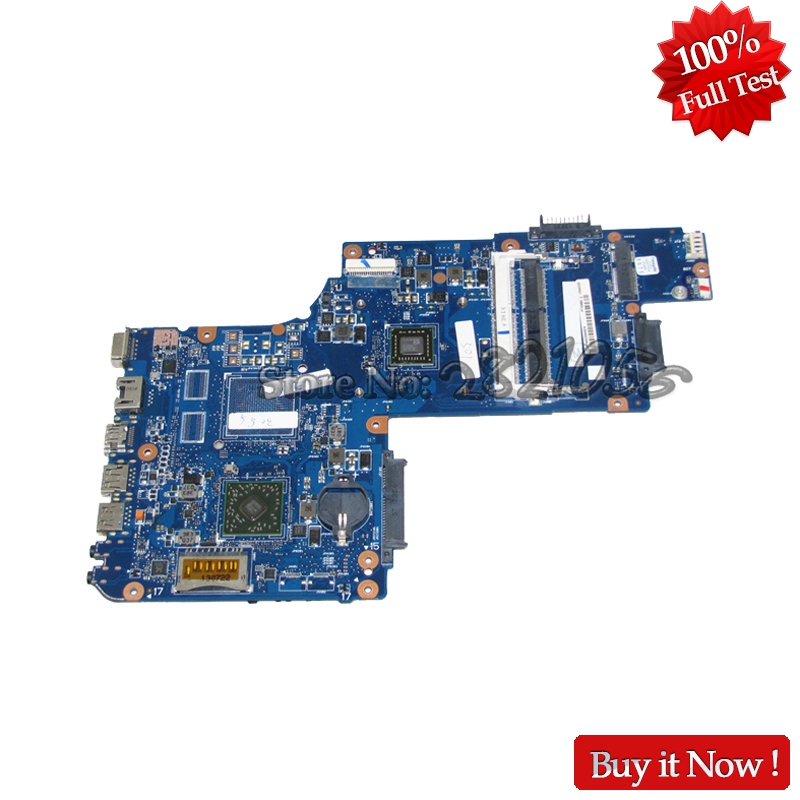 NOKOTION H000062150 MAIN BOARD For Toshiba Satellite C50D C55D Laptop Motherboard DDR3 with processor onboard sheli v000275560 laptop motherboard for toshiba satellite c850 c855 l850 l855 6050a2541801 uma hd 4000 hm76 main board works