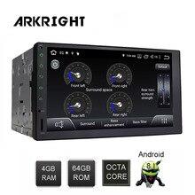 8.1 voiture/autoradio Android enregistreur