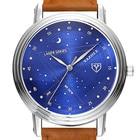 Quartz Men's Watch Luxury Watch Men Black Watch