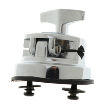 Zinc Alloy Opened Drum Mounting Holder Base Rack Hardware for Player Percussion Accessory