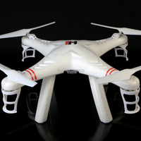 Hot sell HJ370C/W608-7 500m Control Range 2.4G 4CH 6-Axis GYRO With 2.0 HD Camera RC Quadcopter UFO Ar.Drone VS V353
