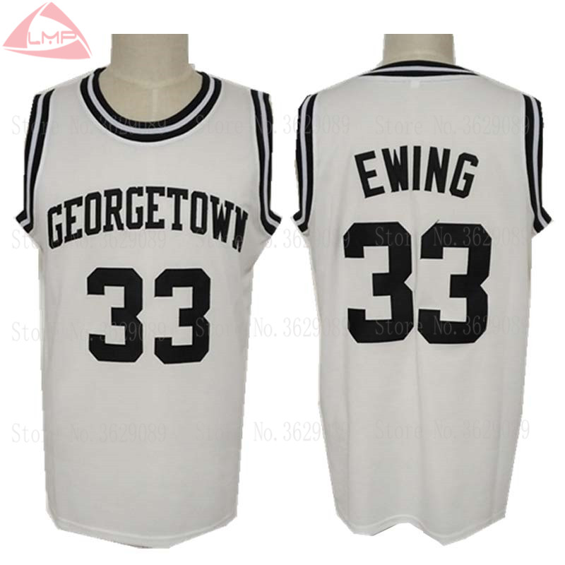 differently 67dcc 4f392 georgetown hoyas ncaa jersey for cheap