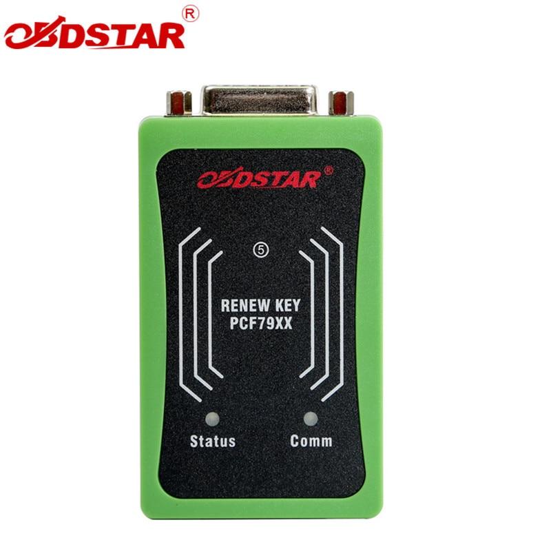 OBDSTAR RENEW KEY PCF79XX Renew Key Adapter for X300 DP renew renew жемчужный пилинг beauty pearl pearl peeling 1302070 70 мл