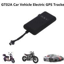 Gt02 schwarz gps tracker für auto/elctric fahrrad/motorrad/fahrzeug 4 band gt02a google mit plattform echt zeit diebstahl