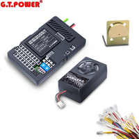 Original G.T.POWER Container Truck Lighting and Voice Vibration System Pro for Tamiya RC4WD Tractor RC Truck