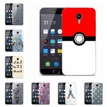 Para meizu m2 note phone case 5.5 polegada perfeito design suave tpu colorido paiting volta fundas capa case para meizu m2 note casos
