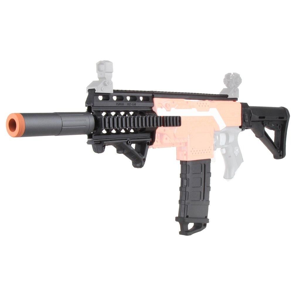 MOD F10555 STFM4 Kit d'imitation 3D impression haute résistance en plastique Combo pour Stryfe modifier jouet pour Nerf pièces jouets pistolet accessoire
