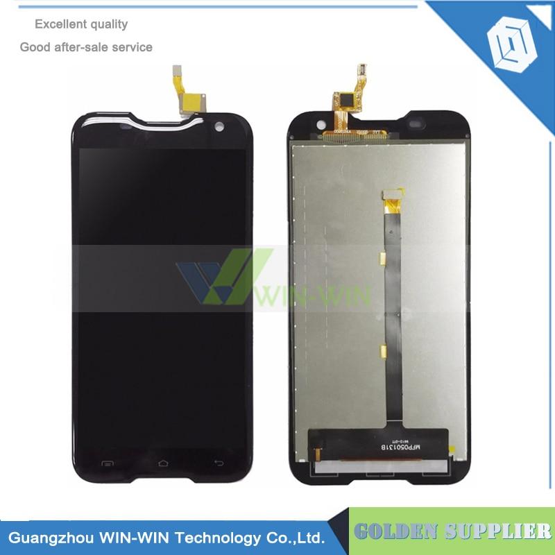 Black For Blackview bv5000 LCD Display Touch Screen Original for 5 0 Inch For Blackview bv5000