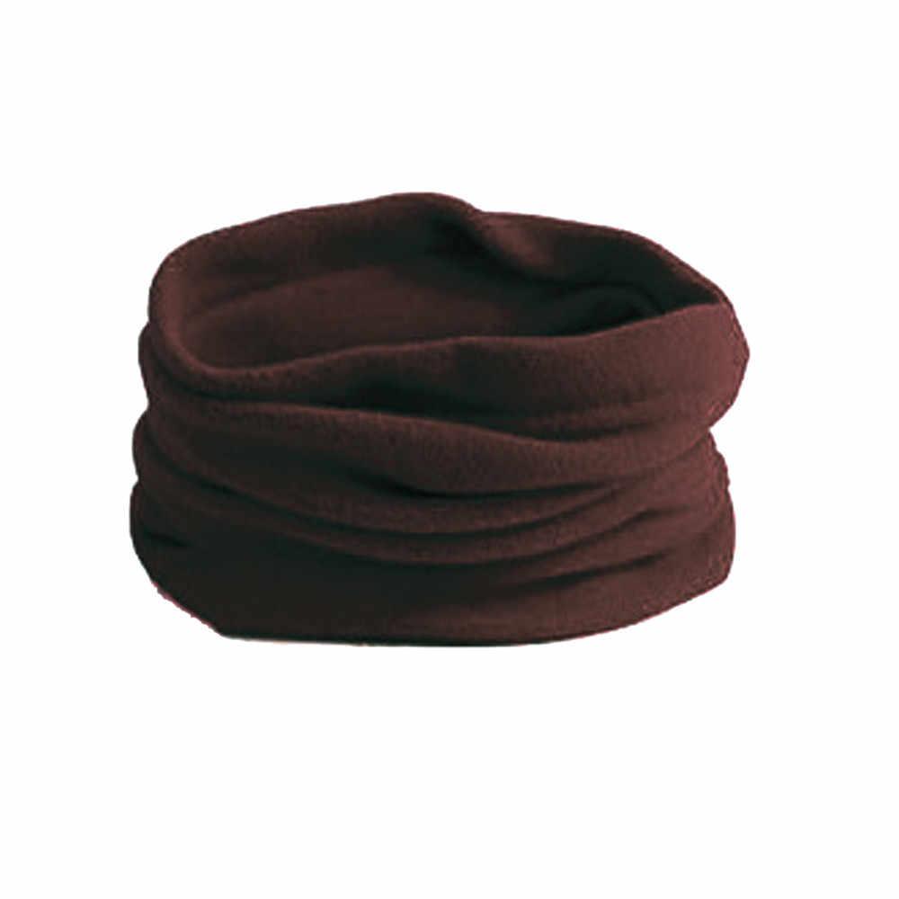 3 في 1 متعددة الوظائف قبعات للشتاء وشاح النساء الرجال القطبية الصوف سنود قبعة الرقبة أدفأ Esqui ارتداء وشاح قبعة بالاكلافا كاب @ 5