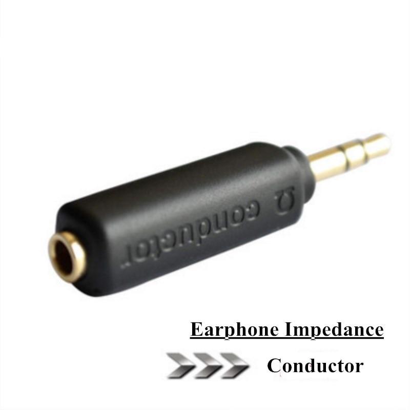 DUNU Conducteur Écouteur Impédance Plug 75 150 200 ohm Antibruit Adaptateur 3.5mm Jack Professionnel Réduire Le Bruit Filtre Plug