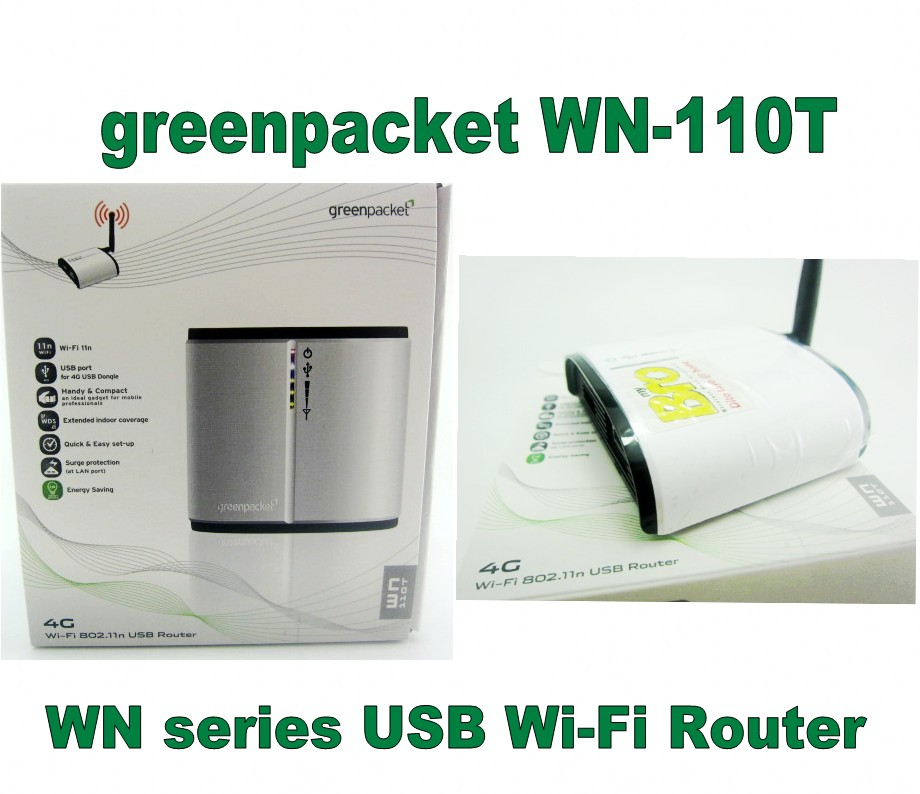 greenpacket WN-110T Routeur Wi-Fi USB