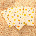 Baby Changing Mat 3 Size Baby Waterproof Changing Pad Urine Mat Cotton Waterproof Sheets for Newborn Diaper Changing Mat