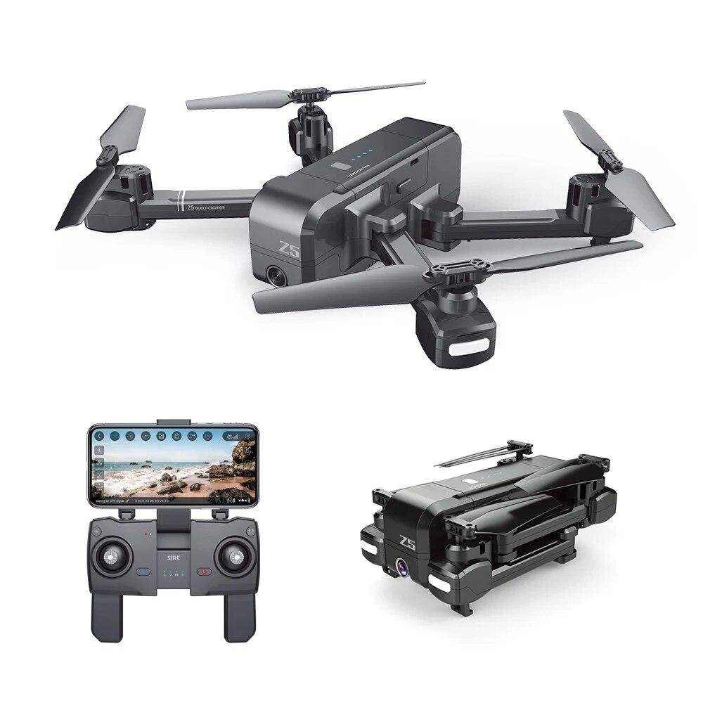 SJ R/C Z5 1080P Camera GPS Wifi FPV Drone Quadcopter GPS assisted flight, 1080P Wifi FPV Camera, Follow Me Mode, Gesture Photos