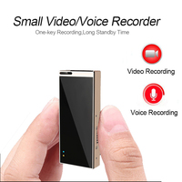 Alloy Metal Portable Mini Small Voice Activated Digital Audio Video Recorder Recording Pen 32GB HD Noise Canceling Long Standby
