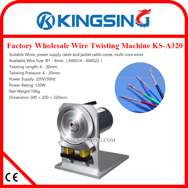 high quality half stripped wire twisting machine semi automatic rh aliexpress com