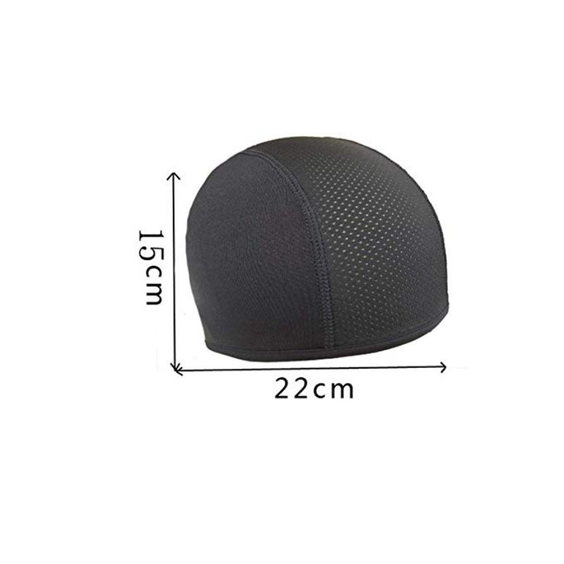 Dropshipping Motorcycle Helmet Inner Cap Coolmax Hat Quick Dry Breathable Hat Racing Cap Under Helmet Beanie Cap for Helmet in Motorcycle Face Mask from Automobiles Motorcycles