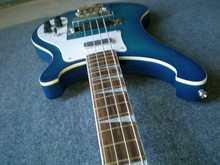 frete gratis china fabrica guitarra ric rick ricken 4003 tudo azul guitarra baixo preco da qualidade superior barato em estoque