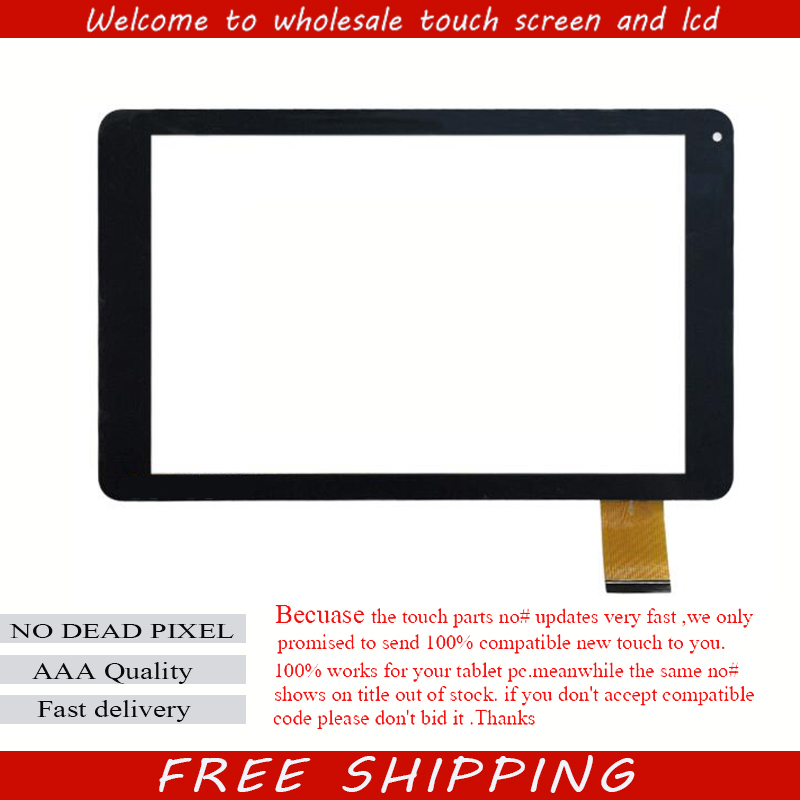 New Touch Screen For 10.1 Digma Plane E10.1 3G PS1010MG Tablet Touch Panel Digitizer Glass Sensor replacement Free Shipping new capacitive touch screen panel digitizer for 10 1 digma citi 1902 3g cs1051pg tablet glass sensor replacement free shipping