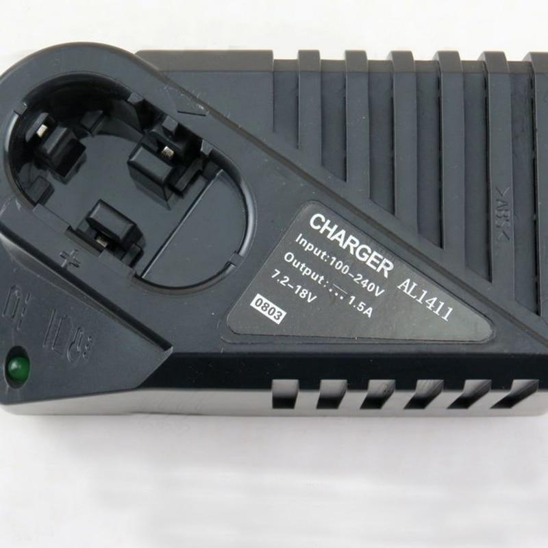Ładowarka akumulatorowa 7,2 V ~ 14,4 V Do Bosch GSR7.2-2 GSR9.6-2 - Akcesoria do elektronarzędzi - Zdjęcie 2