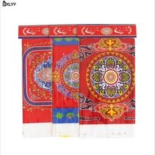 Tablecloth Plastic BXLYY PE Home-Decoration Layout Ramadan Festival Eid Mubarak Accessories.7z