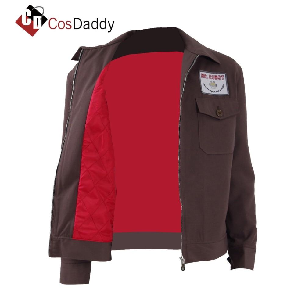 Mr Robot Cosplay Costume Elliot Alderson Jacket Coat Popular TV Movie On Sale CosDaddy