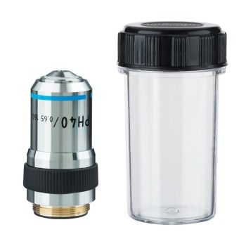 AmScope 40X (Spring) PH Achromatic Microscope Objective PH40X
