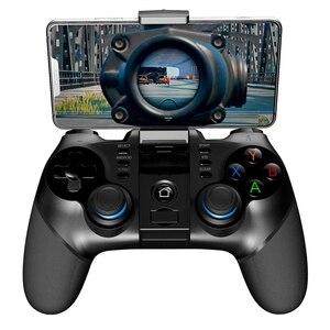 Image 4 - Ipega Pg 9156 умный Bluetooth игровой контроллер геймпад беспроводной джойстик игровая консоль с телескопическим держателем для Smart TV system