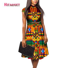 2019 autumn Hitarget Fashion african style dresses for women clothing Clothing bazin riche maxi dress girls  WY288