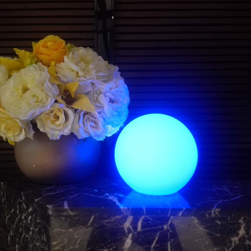 Rechargeable LED Night Light Moon Lamp Bedroom Home Decor 16 Colors Remote Control Creative Gift Lunar