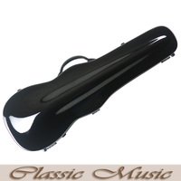 Provence Fiber Glass Violin Case (4/4). 3 Colors of exterior for your selection.