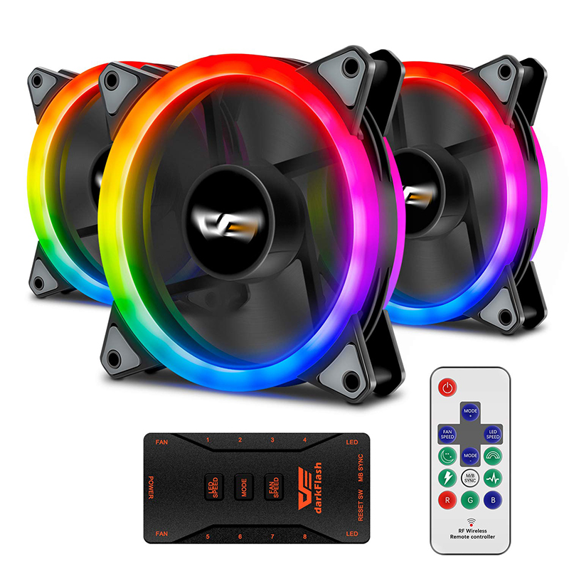 Aigo RGB Fan 7