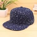 Hot Children Baseball Cap Kids Boys Girls Snapback Hip Hop Fashion Running man Design Flat Hat Baby 2-8 Years