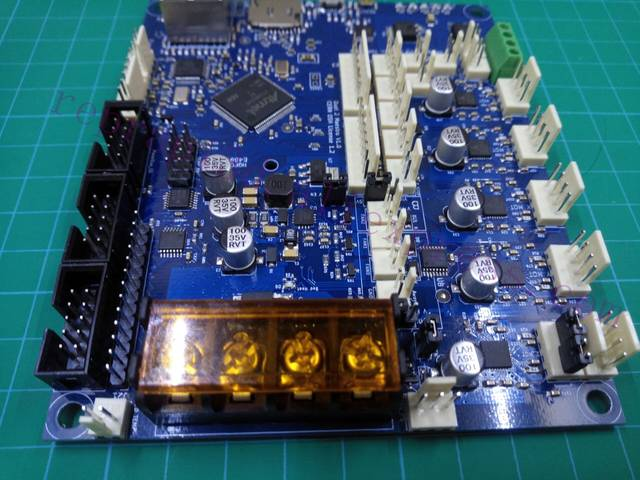Latest Cloned Duet 2 Maestro Open-source 3D Printer Electronics Board  Advanced 32bit Motherboard for 3D Printer CNC Machine