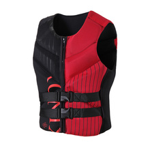 surfing  life vest youth 50-90 lbs super soft x small outdoor quilted
