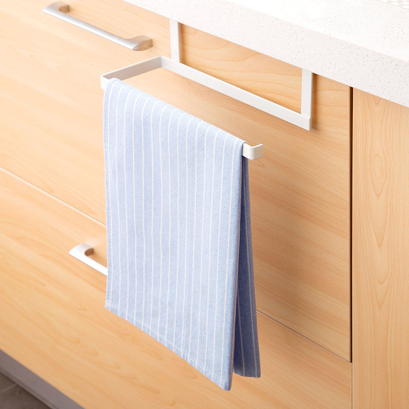 Stainless Steel 23CM Kitchen Tissue Paper Holder Rack For Bathroom Hanging Towel Holder Rack Toilet Roll Paper Holder