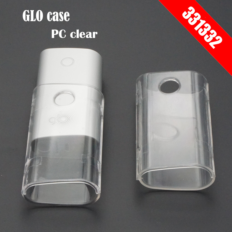 Original 331332 Box Holder Storage Pouch Bag GLO pc Case for GLO Carrying clear Case for GLO e Cigarette vape accessories