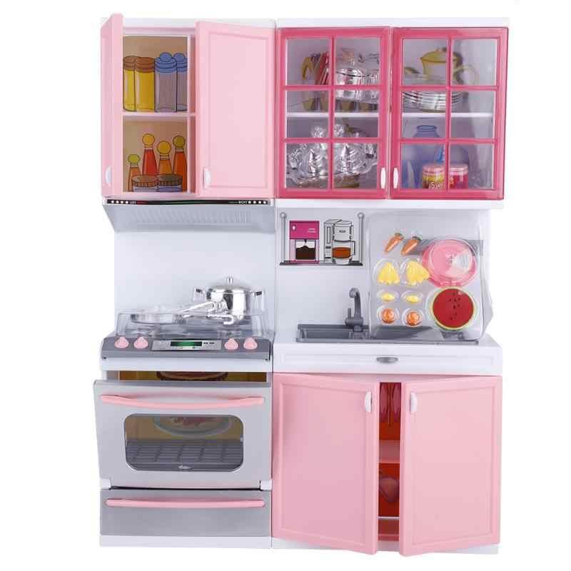 Detail Feedback Questions About Mini Kitchen Set Children Pretend