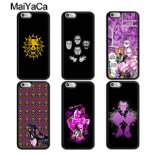 MaiYaCa Anime JoJo Killer Queen Phone Case For iphone 11 Pro MAX X XR XS 6 6S 7 8 Plus 5 5S TPU Back Cover Fundas