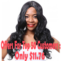 Long Curly Black Wig 28'' Long Synthetic Wigs For Black Women Cheap Hair Wigs For Women Heat Resistant Fake Hair Cosplay Wig
