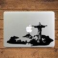 "Corcovado Rio de Janeiro Brazil Laptop Sticker for Apple MacBook Decal 11"" 12"" 13"" 15"" Mac Art Skin Stickers Adesivo Pegatina"