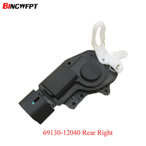 Image 3 - Rear Left & Right Car Central Door Lock Actuator Assy for Toyota Corolla 2000 2008 69140 12040 6914012040 69130 12040