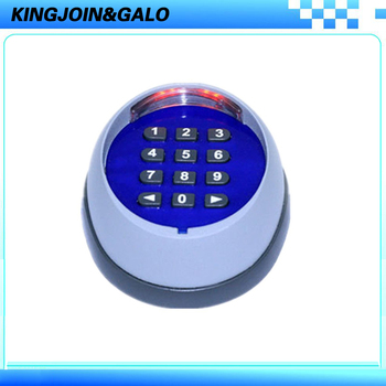 LED Indicate Wireless Password Keypad for Swing Gate / Swing Door Motor Opener