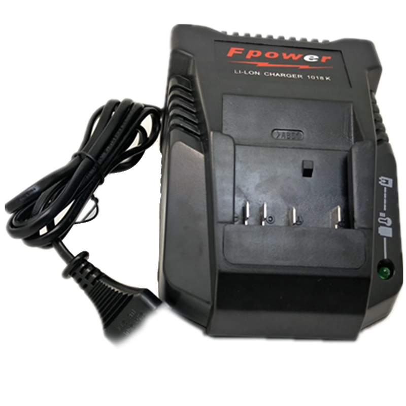 1018K Li-Ion Battery Charger For Electrical Drill 14.4V-18V Li-Ion Battery Bat609G Bat618 Bat618G Bat609 2607336236