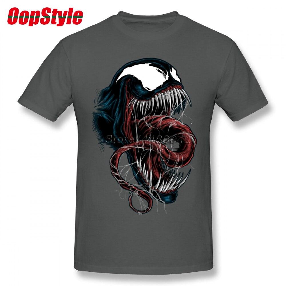 f48282e6b3fa  BIG SALE  CHEAP Venom Unhinged T-shirt For Men Plus Size Cotton Team Tee  Shirt 4XL 5XL 6XL Camiseta