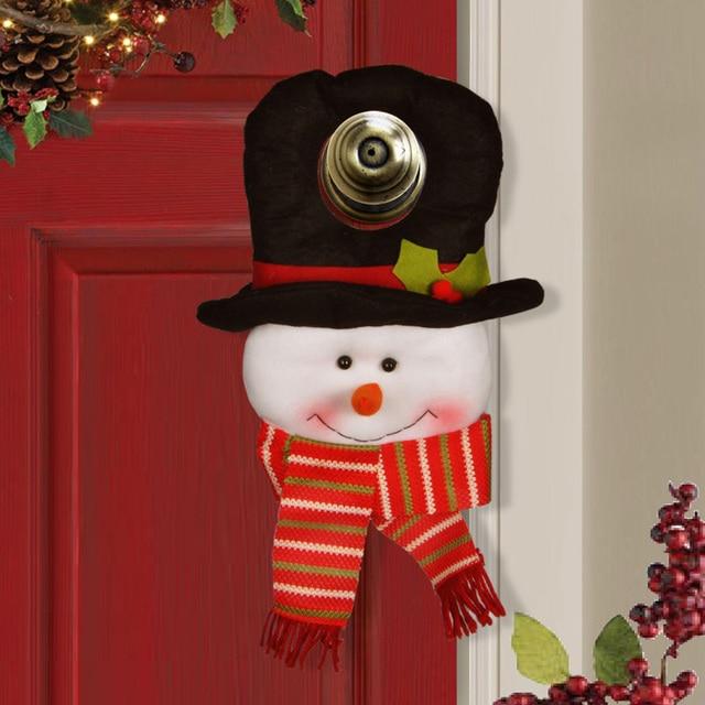 Decoracion de navidad 2016 para puertas for Decoracion hogar navidad 2014