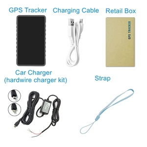 Image 2 - micro mini children gps tracker portable handheld car gsm gprs sms tracking device for person asset vehicle
